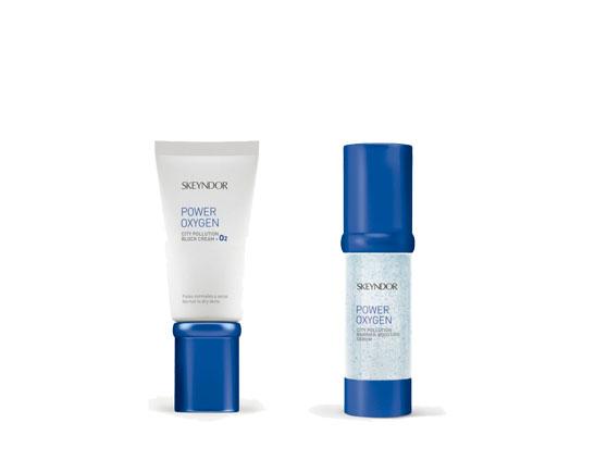 pack promocional Power oxygen serum poder oxygen crema